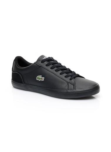 Lacoste Lifestyle Ayakkabı Siyah